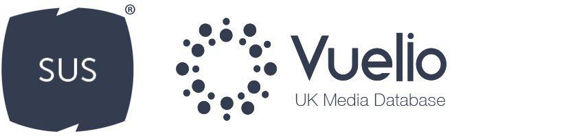 Vuelio media logo